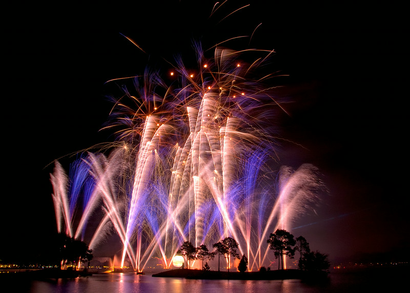 Illuminations Reflections of Earth<br /> EPCOT, WDW