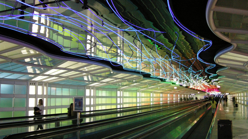 Aéroport de Chicago