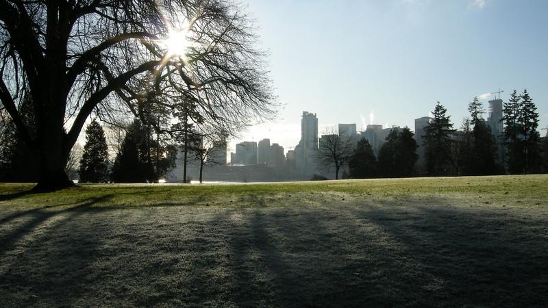 Le tour de Stanley Park