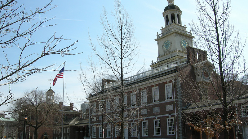Philadelphie à l'occasion du meeting IETF 71 (mars 2008)