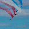 Patrouille de France, f/10, 1/1000, iso 200, 450 mm