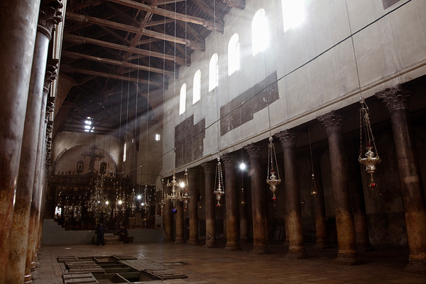 Church of the Nativity, Bethlehem, West Bank