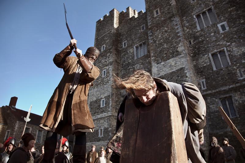 Beheading of Thomas Moore, Documentary, England