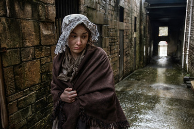 Susannah Cibber in Homeless and Destitute