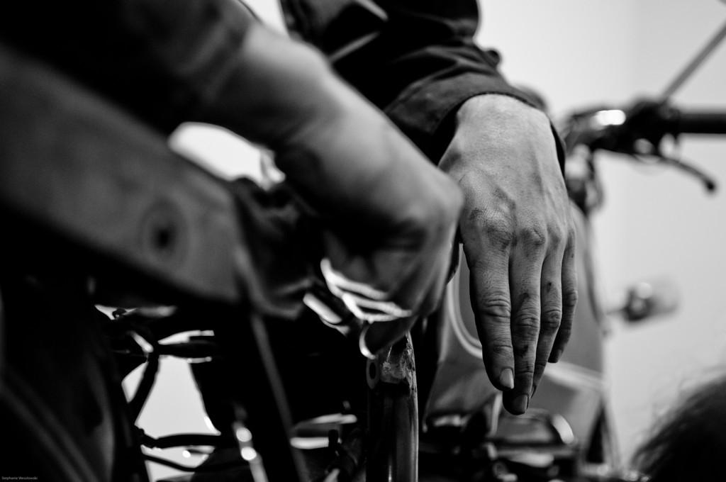 bike restoration