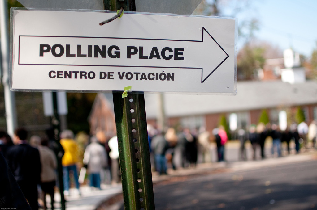 voting day 2012