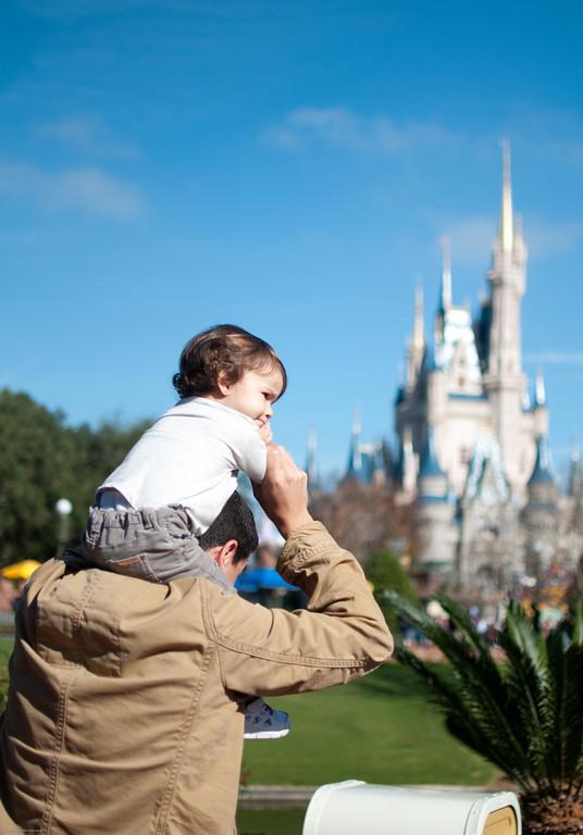Magic Kingdom, Disney World in Orlando
