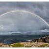 Rainbow at Fanad Lighthouse