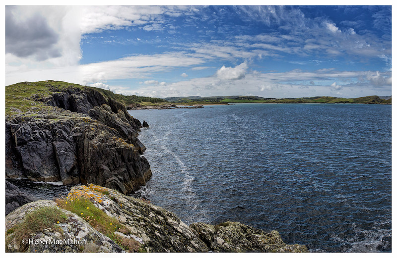Clonmass Bay from Ards 2013