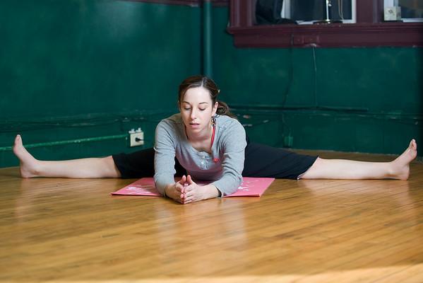 Jen Varano Yoga