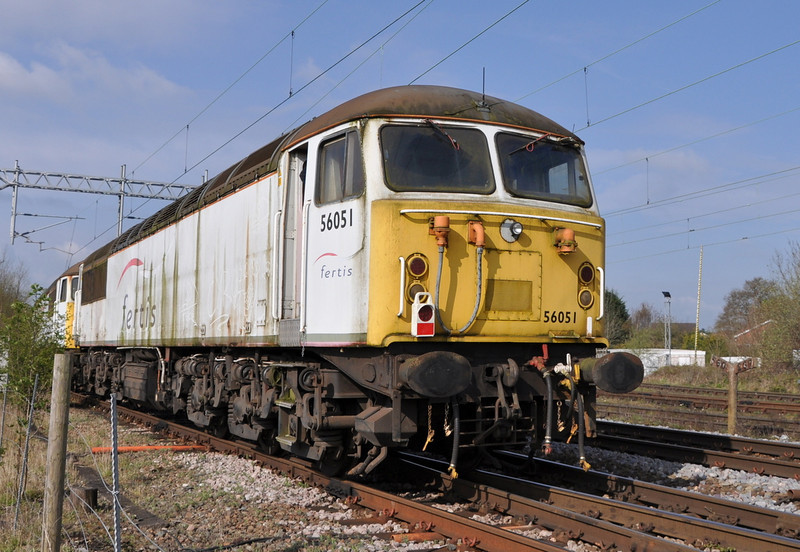 56051, Crewe Gresty Lane.