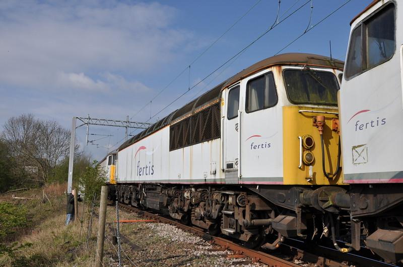 56065, Crewe Gresty Lane.