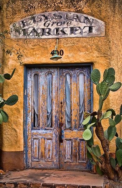 Elysian Grove Market Doors - Tucson