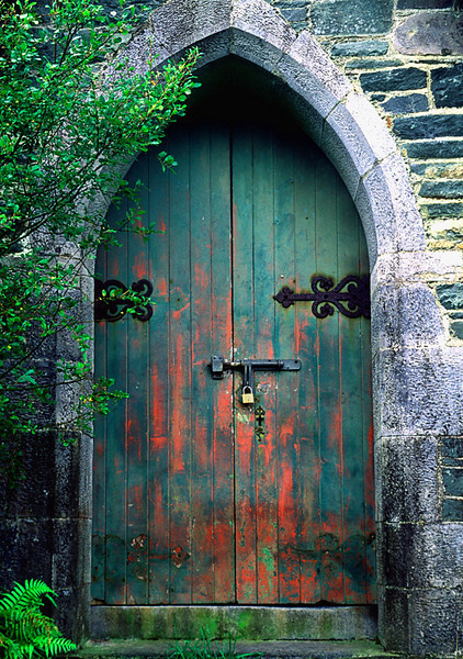 Green Door - Kerry, Ireland