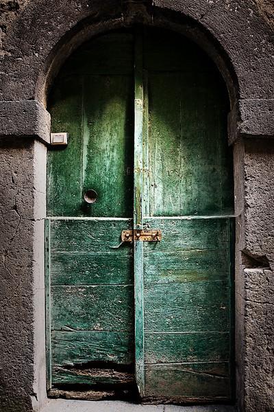 Door 5 - Tuscany, Italy