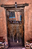 Rustic Old Door - Santa Fe, NM