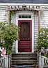 Vintage Front Door - Nova Scotia