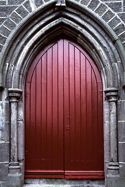Red Door - Killarney, Ireland