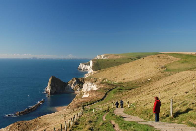 Dorset coast 15th Nov 2007 010