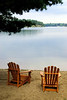 Lake Chairs - Lower Whitefish Lake - Crow Wing Co.