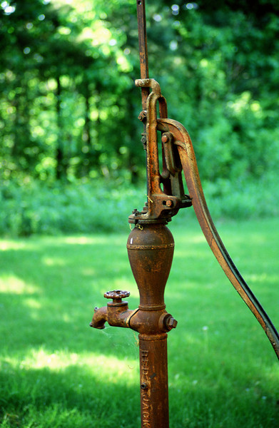 Old Pump - Isanti Co.