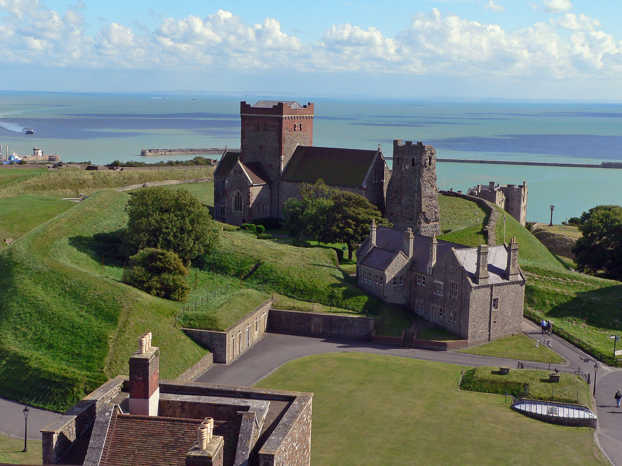From Dover Castle