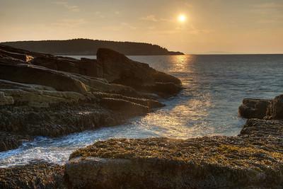 #493 Acadia Sunrise