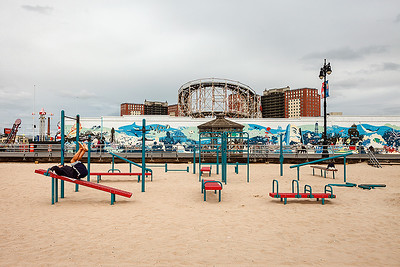 Coney Island - off season, 2013