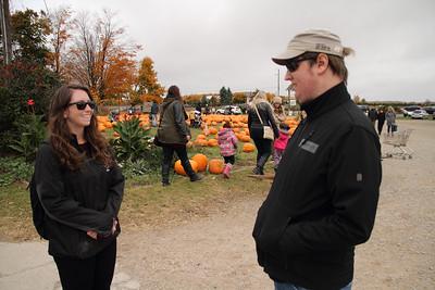 Downey Farm October 2014