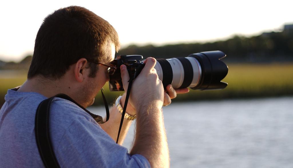 Ben and The Amazing Technicolor Telephoto