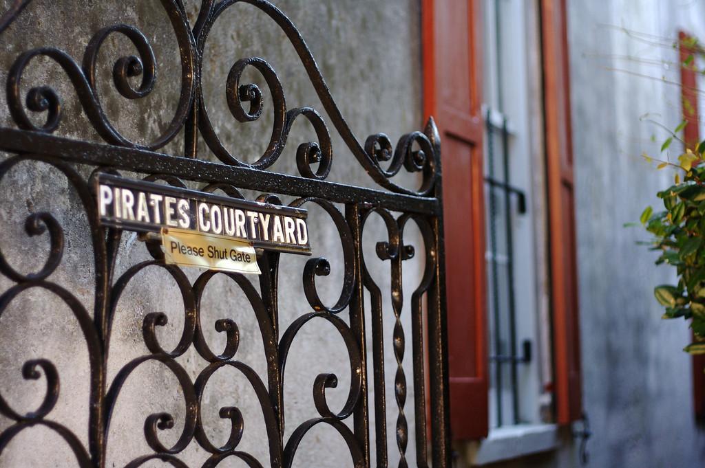 Pirates Courtyard