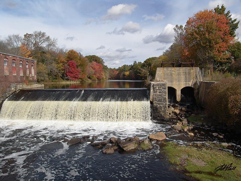"""""""Beaver Brook Falls"""""""