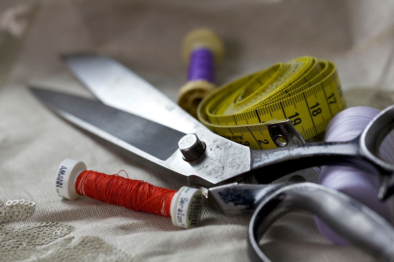Dressmaker's Tools