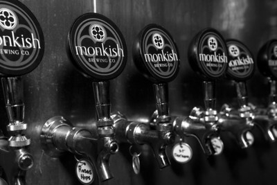 Monkish Tap Takeover City Tavern Los Angeles