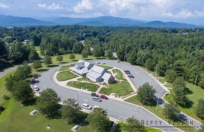 McDowell County Visitor Center