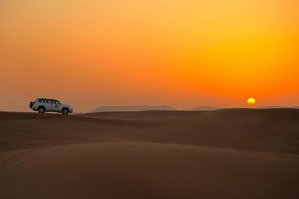 Dubai, United Arab Emirates. Captured by Stephen Gurie Woo 胡斯翰