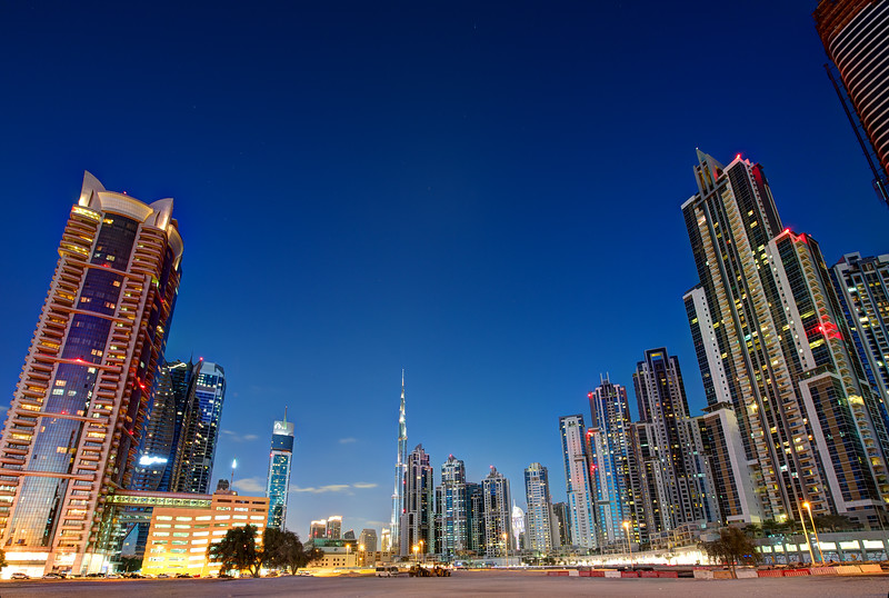 Dubai. Business Bay.