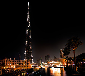 Dubai. Burj Khalifa, Dubai Mall, The Address