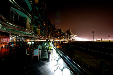 Dubai. The Meydan Hotel.