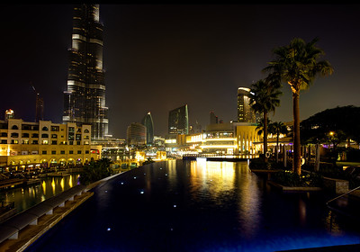 Dubai. Burj Khalifa, Dubai Mall, The Address