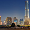 Emaar Boulevard, Downtown Dubai. Burj Khalifa, The Address.