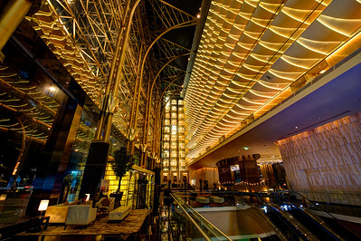 Dubai. The Meydan Hotel.