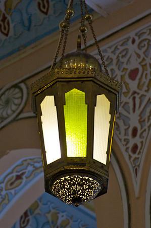 Lantern - Jumeirah Mosque