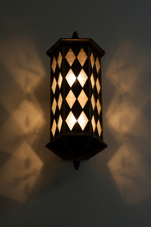 Light - Jumeirah Mosque