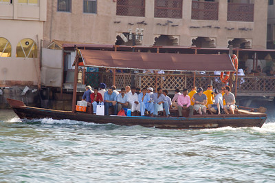 Dhow riders - Dubai Creek