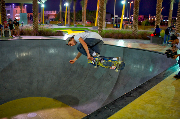 Dubai Skate Pool