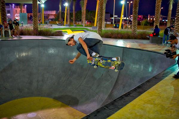 Dubai Skate Pool