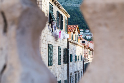 Colours of Dubrovnik's oldtown