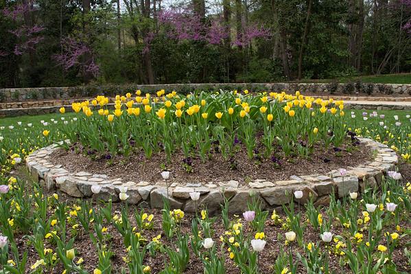 Duke Gardens April 2010