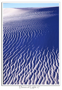 White Sands Pattern 3, New Mexico